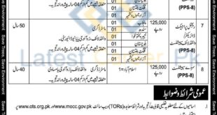 Ministry-Of-Climate-Change-MOC-Islamabad-Jobs-03-Feb-2020