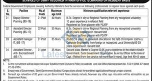 Ministry-of-Housing-and-Works-MOHW-Islamabad-Jobs-15-Feb-2020