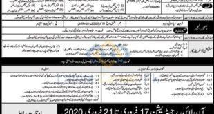 Pakistan-Air-Force-PAF-Education-Instructor-Jobs-16-Feb-2020