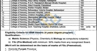 Directorate-General-Nursing-Services-Punjab-Admissions-07-Mar-2020