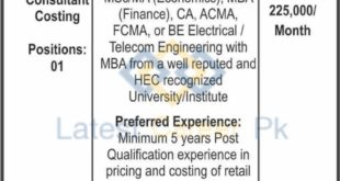 Public-Sector-Orgnization-Islamabad-Jobs-30-Mar-2020