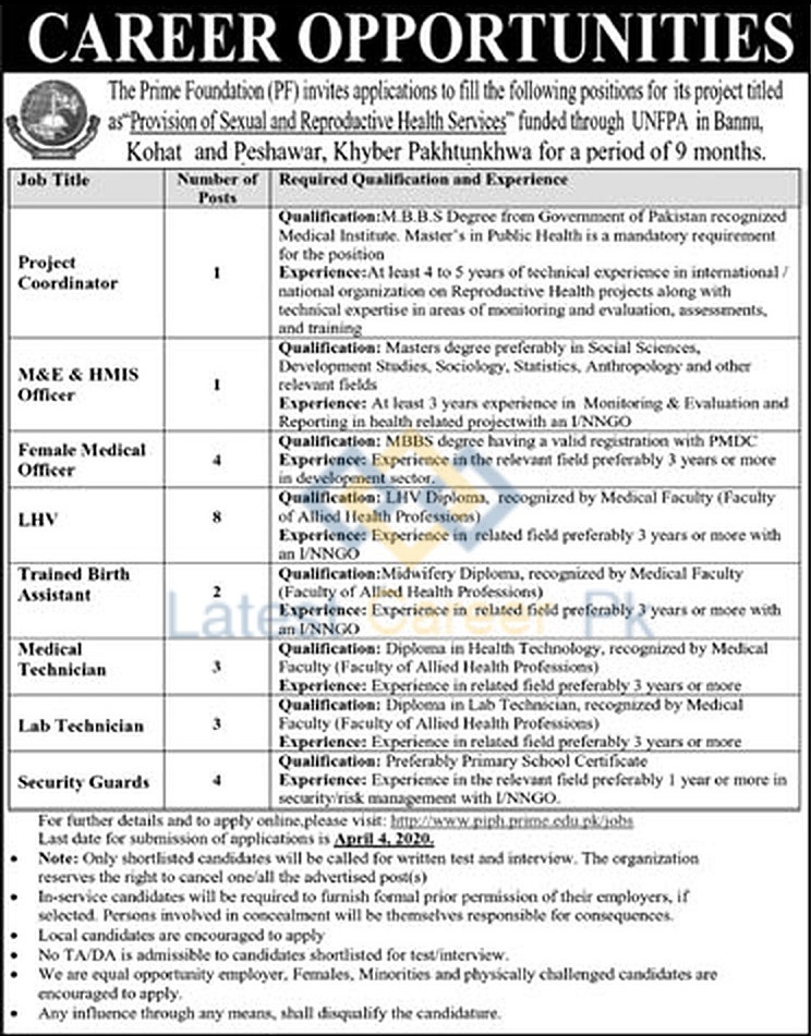 The-Prime-Foundation-PF-Peshawar-Jobs-28-Mar-2020