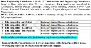 Dara-Engineering-Consultants-Pvt-Limited-Qatar-Jobs-22-May-2020