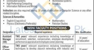Notational-University-of-Computer-and-Emerging-Sciences-Karachi-Jobs-18-May-2020