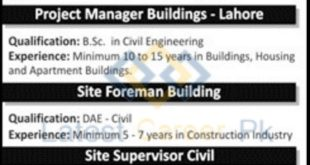 SKB-Engineering-and-Construction-Company-Pvt-Lahore-Jobs-17-May-2020