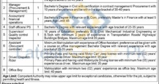 Sindh-Infrastructure-Development-Company-Limited-SIDCL-Karachi-Jobs-19-June-2020