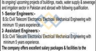 G3-Engineering-Consultants-Pvt-Limited-Lahore-Jobs-30-June-2020
