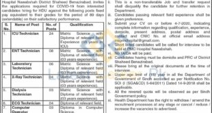 Peoples-Medical-College-Hospital-Nawabshah-Jobs-03-July-2020